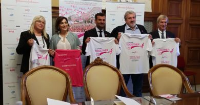 RACE FOR THE CURE A BARI