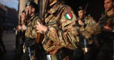 Pronto un contingente di militari per il centro di permanenza rimpatri di Modena
