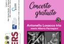 Antonello Losacco Trio e il chitarrista Alberto Parmegiani in un concerto gratuito per il quartiere Libertà di Bari