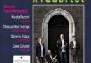 Concerto fuori abbonamento con uno dei gruppi più apprezzati della nuova scena del jazz italiano: XYQuartet