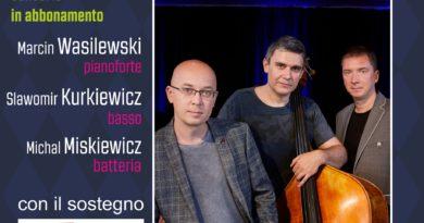 Marcin Wasilewski Trio in concerto