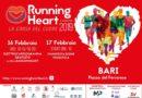 Running Heart 3° edizione Sport e solidarietà per la prevenzione cardiovascolare