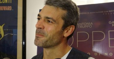Copperman, intervista a Luca Argentero