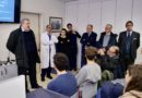Michele Emiliano accoglie gli studenti del Polo liceale Sylos Fiore
