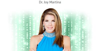 Intervista a Joy Martina
