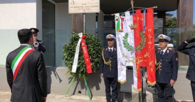 27° ANNIVERSARIO STRAGE DI CAPACI IL COMUNE DEDICA UN GIARDINO A FRANCESCA MORVILLO