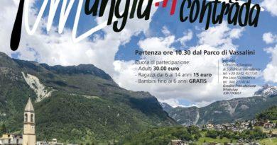 """""""Mangia in contrada"""" a Chiesa in Valmalenco"""