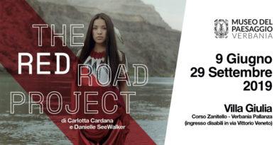 Le fotografie di The Red Road Project sui Nativi Americani sono anche all'American History Museum NY