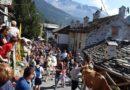 """Migliaia di presenze per la """"Festa dell'Alpeggio"""""""