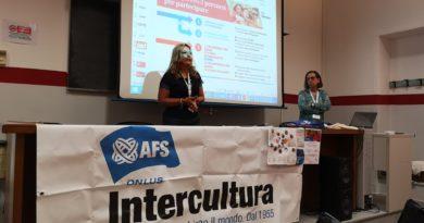 Presentata al Cabrini l'offerta Intercultura, per cambiare il mondo