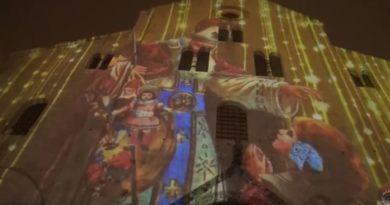 Speciale su San Nicola con l'esclusiva dei più bei momenti della festa dall'accensione dell'albero alle straordinarie immagini sulla facciata della Basilica