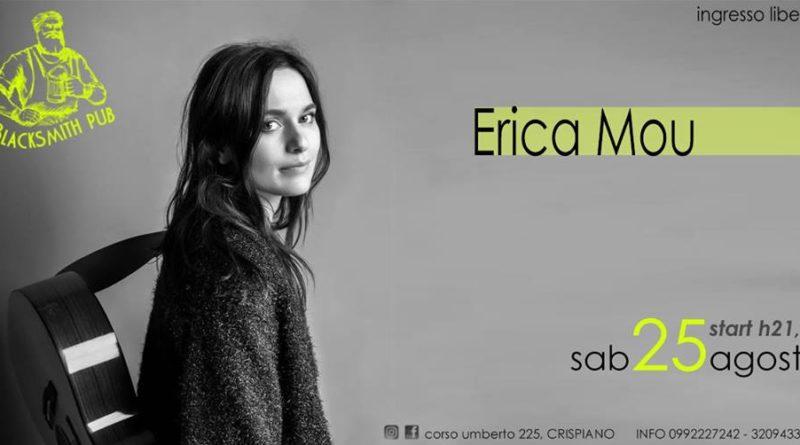 Nella Vasca Da Bagno Del Tempo Erica Mou.Erica Mou In Concerto A Crispiano