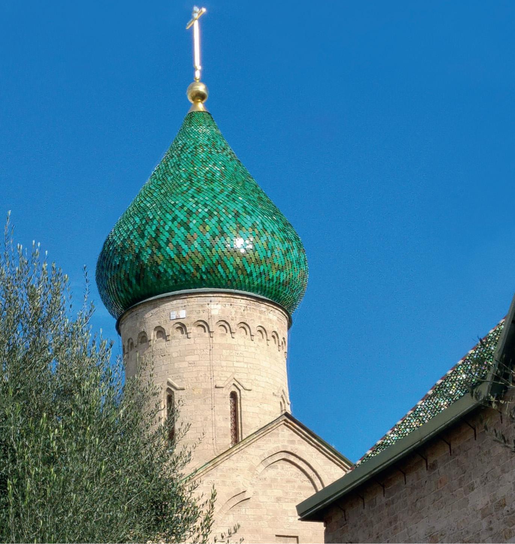 La Chiesa Russa di San Nicola di Bari